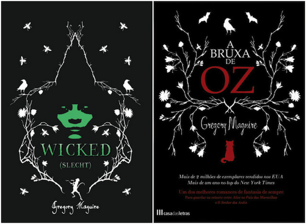 Wicked Least Favorite Covers