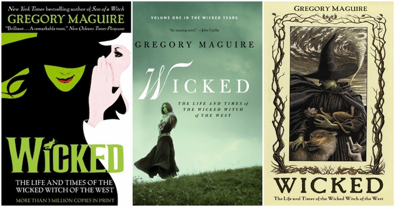 Wicked US Covers