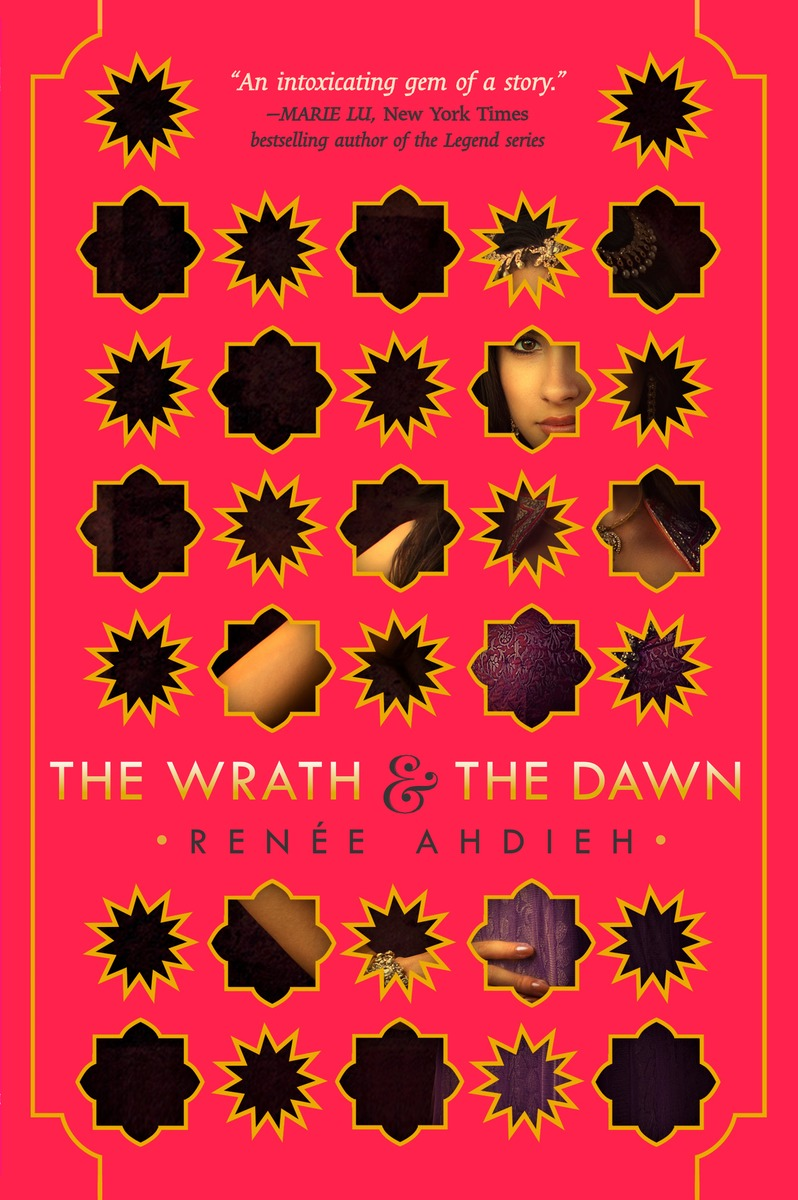 Wrath and the Dawn US Cover