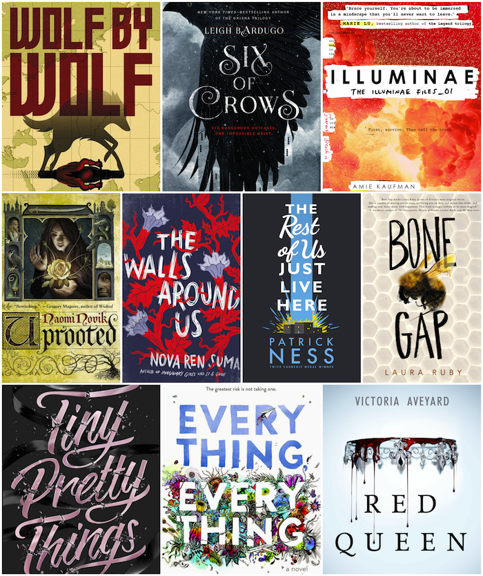 2015 New Releases I Missed Top Ten Tuesday TTT