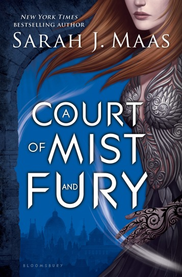 A Court of Mist Fury Cover Sarah J Maas