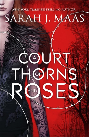 A Court of Thorns Roses Cover Sarah J Maas
