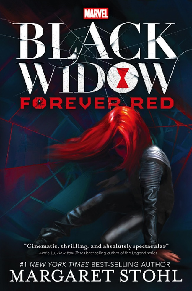 Black Widow Forever Red Cover