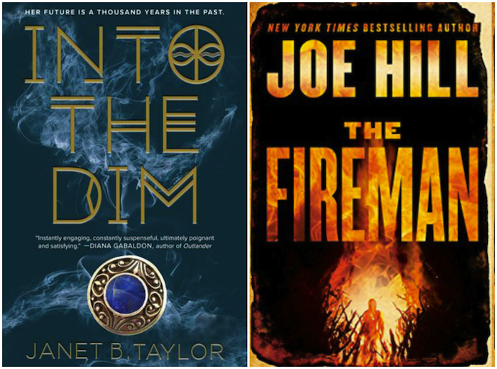 January 2016 Book Haul Galley DRC