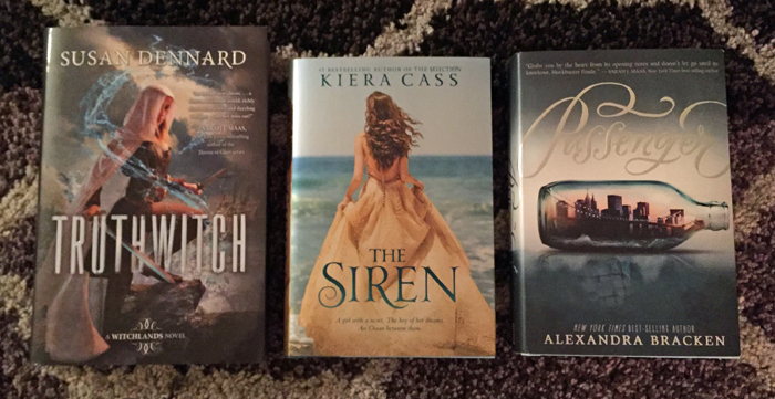 January 2016 Book Haul New Release