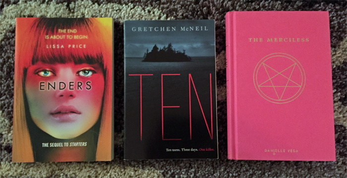 January 2016 Book Outlet Haul 2