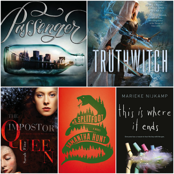 New Book Releases January 5 2016