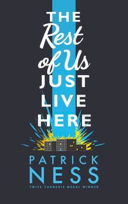 Rest of Us Just Live Here UK Patrick Ness