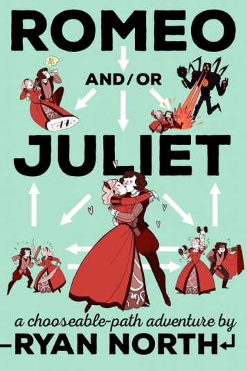 Romeo and or Julier Cover Ryan North