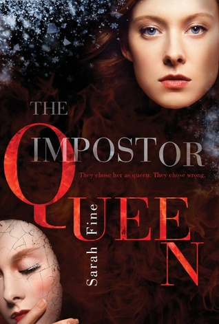 The Impostor Queen Cover