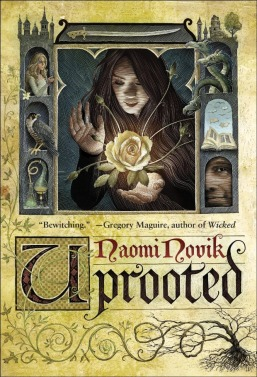 Uprooted Cover Naomi Novik