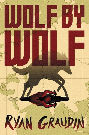 Wolf by Wolf Cover Ryan Graudin