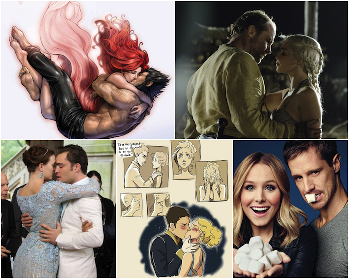 5 Fandom Friday OTP