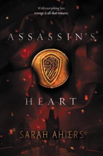 Assassins Heart Cover