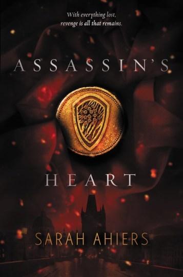 Assassins Heart Cover