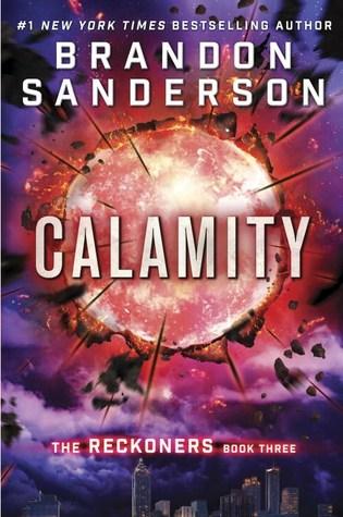 Calamity Brandon Sanderson