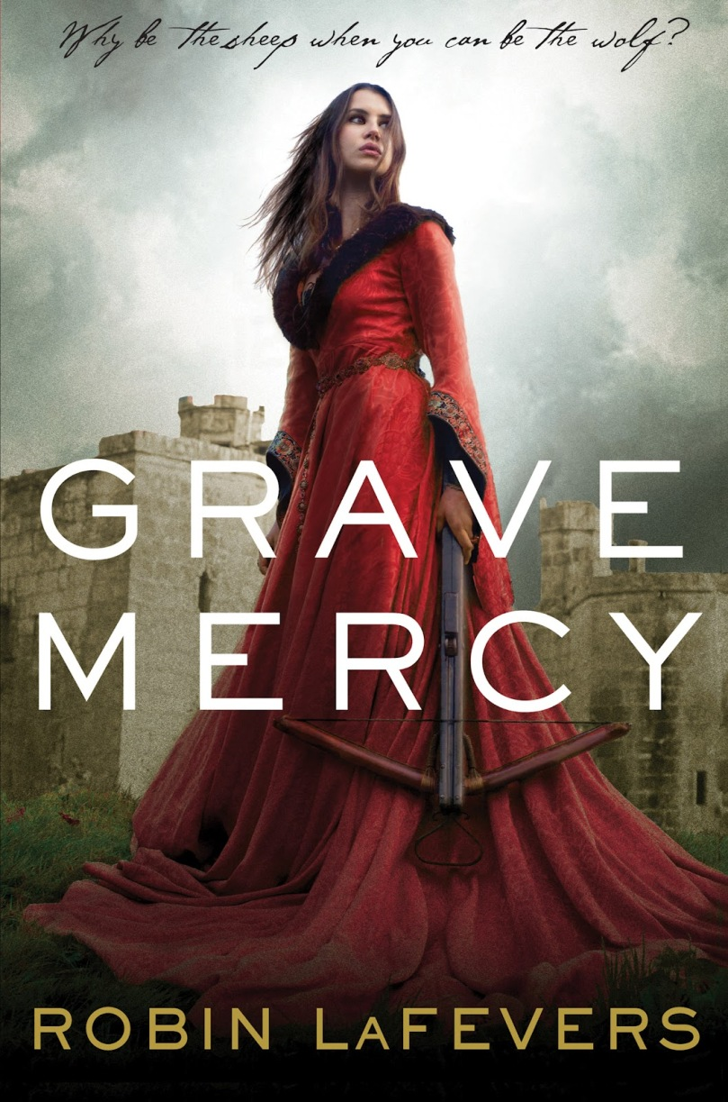 Grave Mercy Book Cover