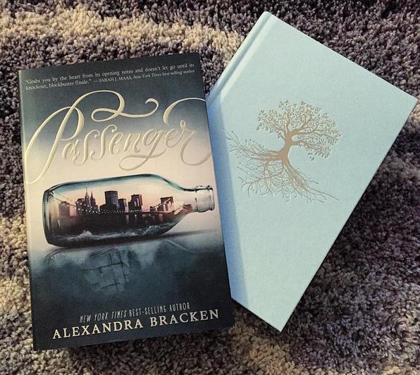 Passenger Alexandra Bracken Cover