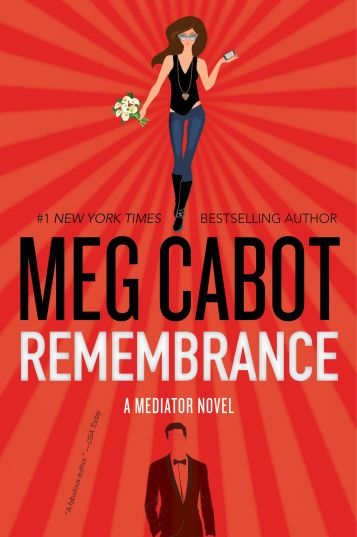 Remembrance Meg Cabot Cover
