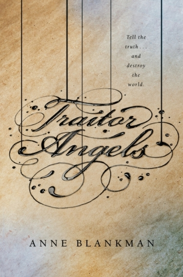 Traitor Angels Cover