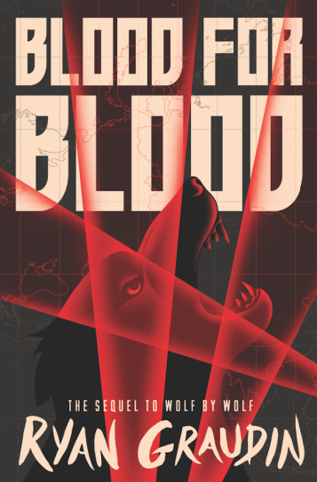 Blood for Blood Cover Ryan Graudin