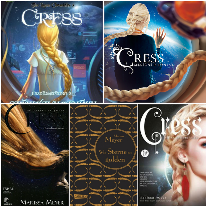 Cress International Covers Least Favorite