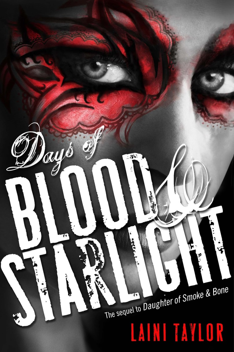 Days Blood Starlight US Cover