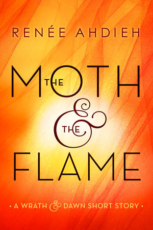 Moth Flame Wrath Dawn Book Cover