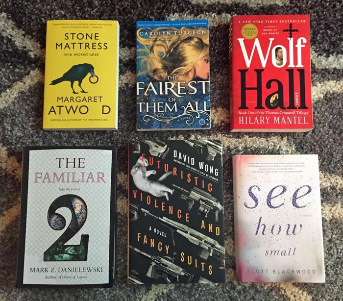 Book Outlet April 2016 Book Haul 1