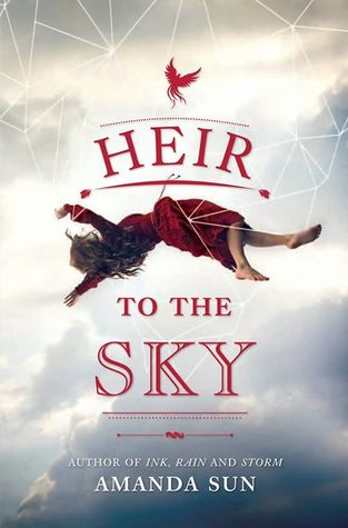 Heir to the Sky Book Cover