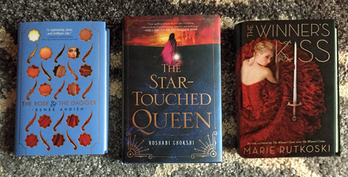 New Book Releases April 2016 Book Haul