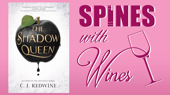 Spines with Wines Shadow Queen