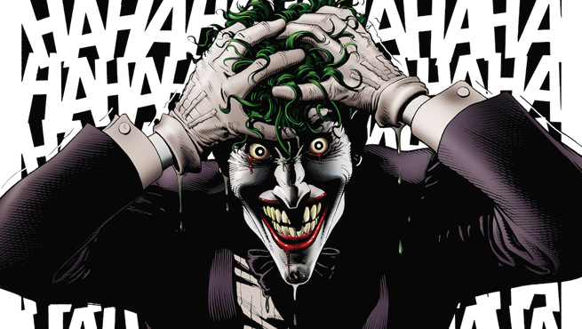 The Killing Joke Hahahahaha Joker