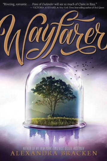 Wayfarer Alexandra Bracken Cover
