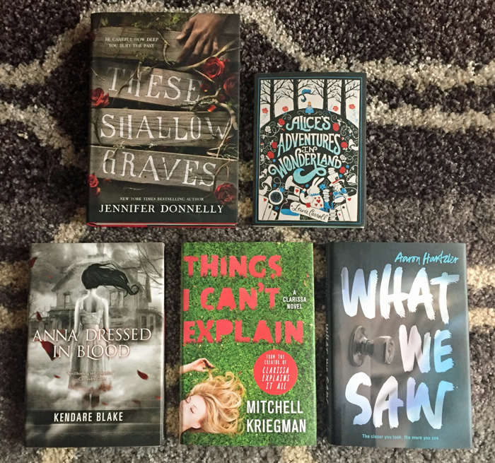 May 2016 Book Haul Book Outlet