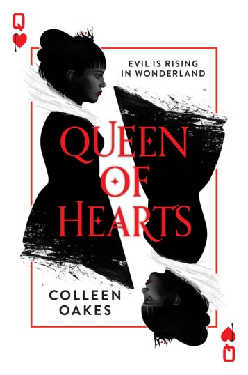 Queen of Hearts Book Cover