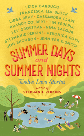 Summer Days Nights Book Cover