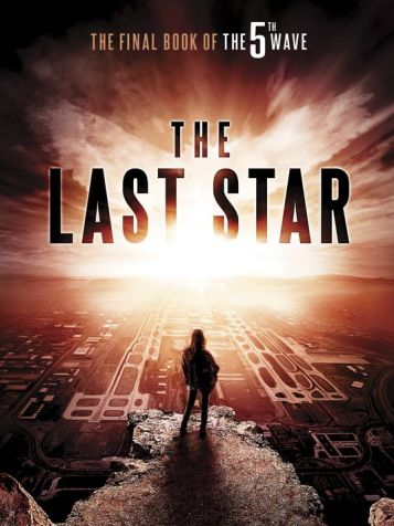 The Last Star Rick Yancey Book Cover