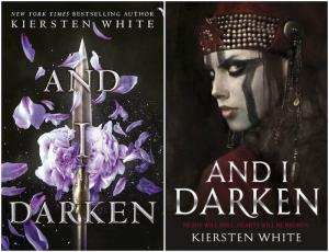 And I Darken Book Cover Battle US UK