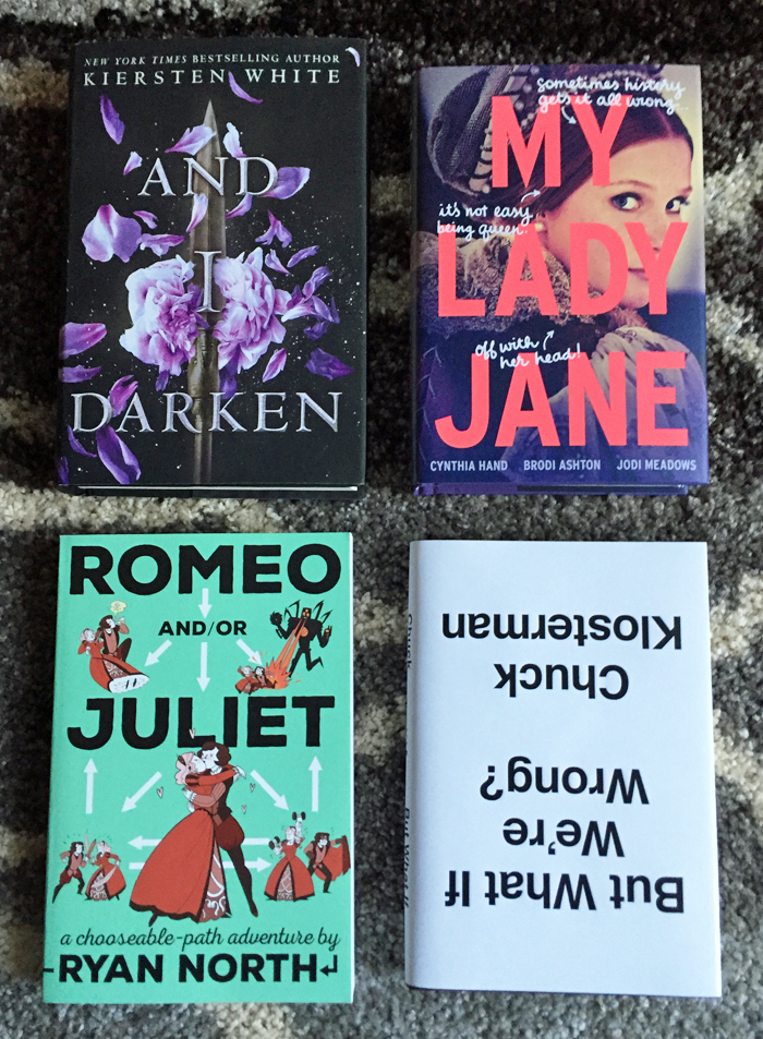 Book Haul New Book Releases June 2016