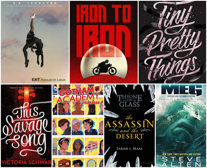 June 2016 Book Wrap Up