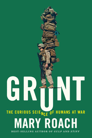 Mary Roach Grunt Book Cover