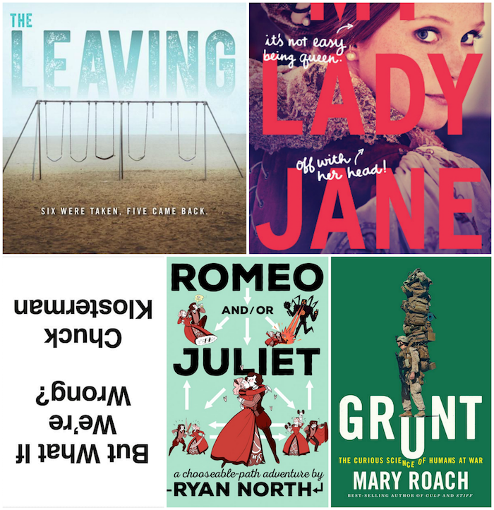 New Book Releases June 7 2016