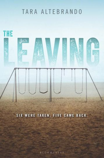 The Leaving Book Cover