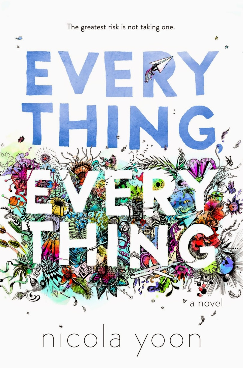 Everything Everything Nicola Yoon Book Cover