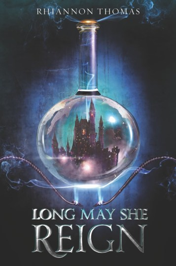 Long May She Reign Book Cover
