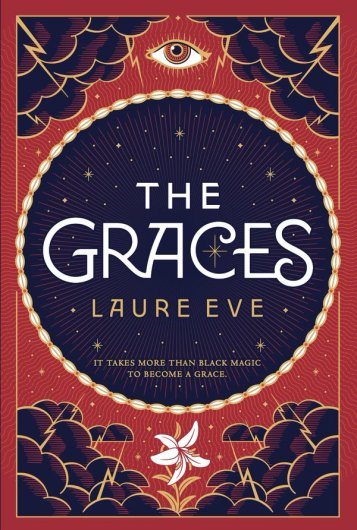 The Graces Laure Eve Book Cover