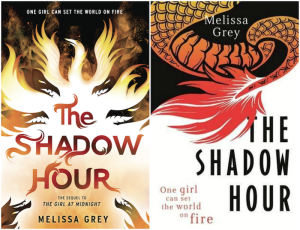 The Shadow Hour Book Cover Battle Melissa Gret