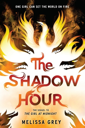 The Shadow Hour Book Cover
