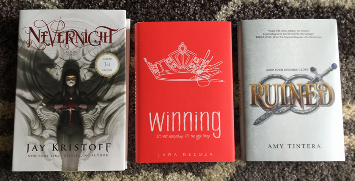 August Book Haul 2016 New Book Releases
